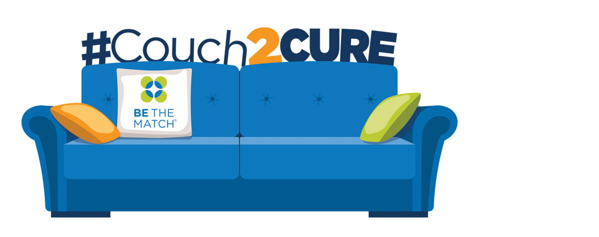 Couch2Cure Homepage